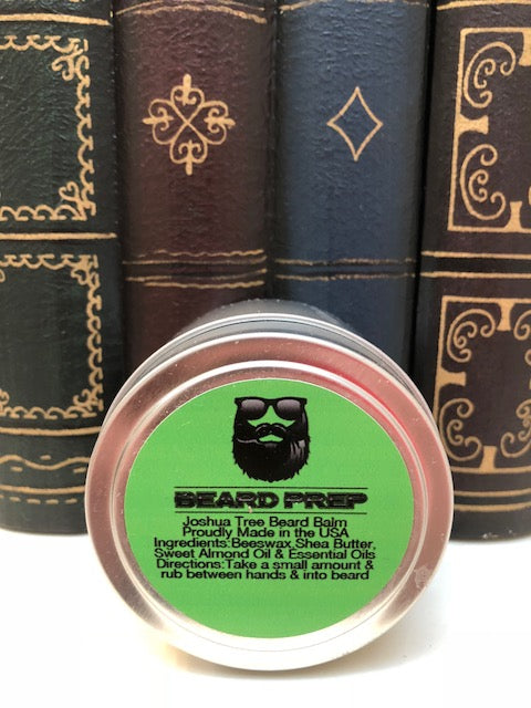 Joshua Tree 4 oz Beard Balm