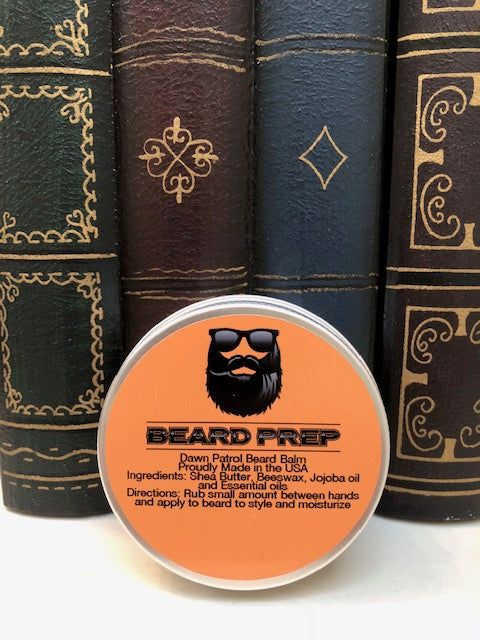 Dawn Patrol Beard Balm 2 oz