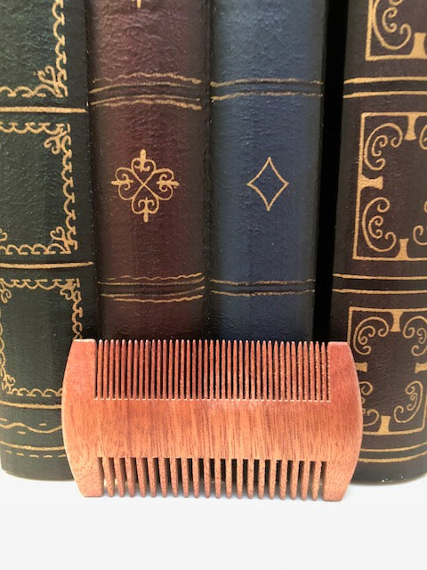 Two Sided Beard Comb