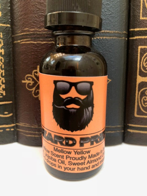 Mellow Yellow Beard Oil