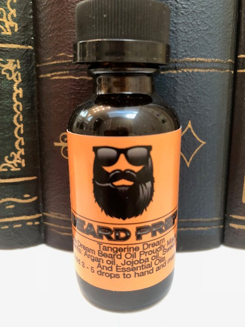 Tangerine Dream Beard Oil