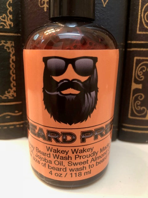 Wakey Wakey Beard Wash