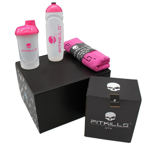 FITKILLS™ PACK STX PRO TRAINING ROSE