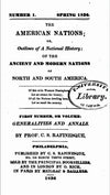 1860 Archives of aboriginal knowledge Vol 3