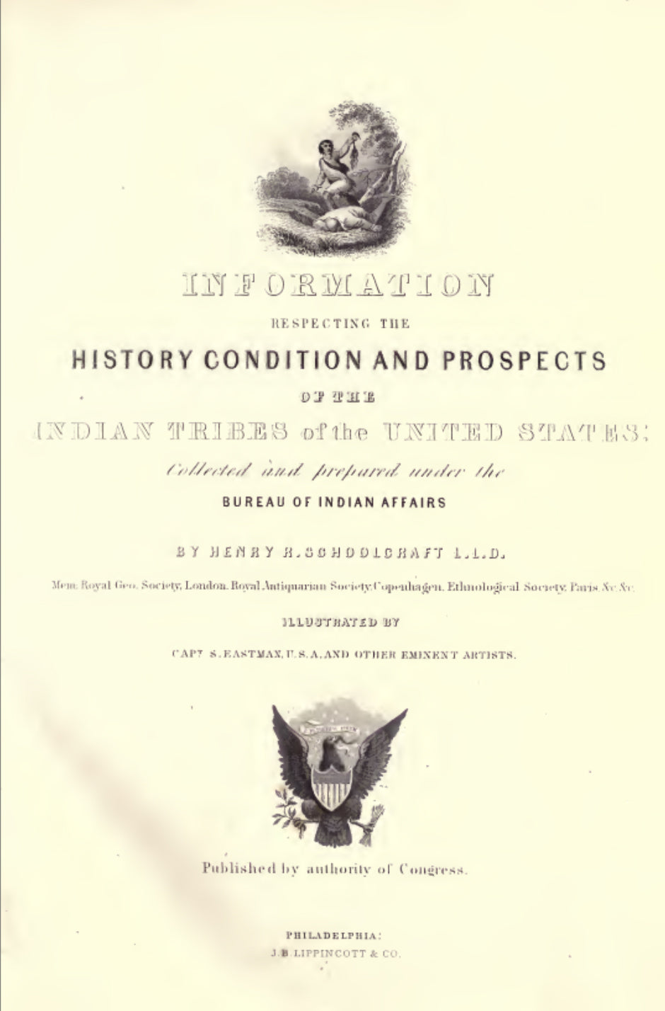 1860 Archives of aboriginal knowledge Vol 1
