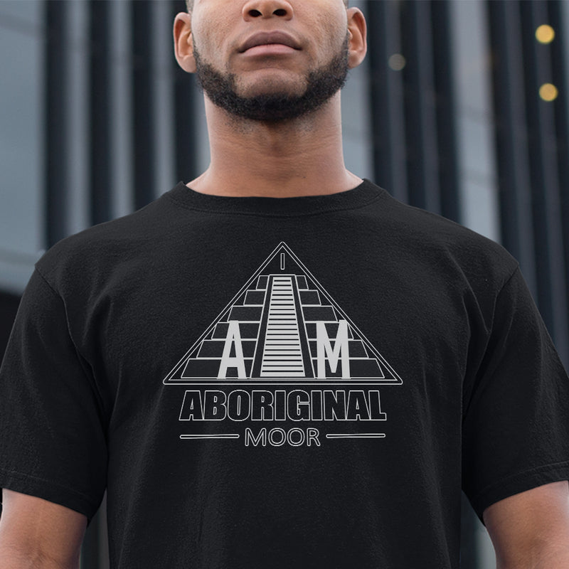 Aboriginal Moor I AM Temple Logo