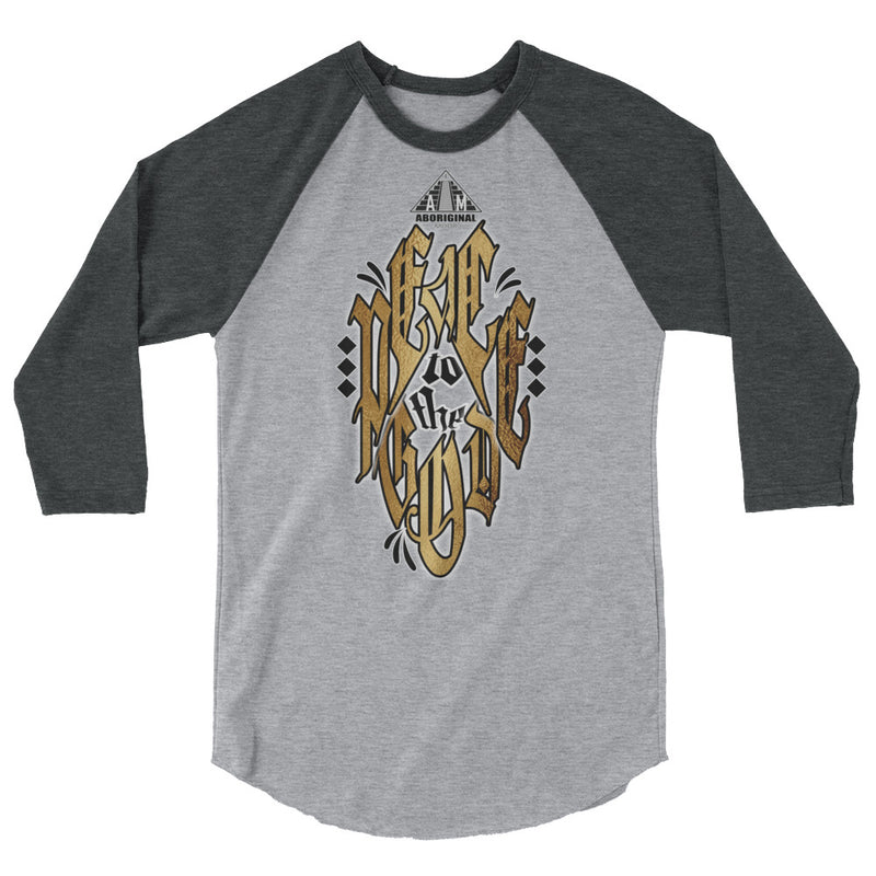 Aboriginal Moor Peace to the God Jersey (Gold)