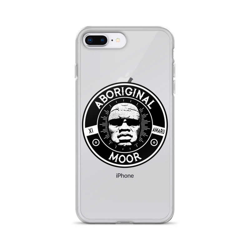 Aboriginal Moor Xi Amaru iPhone Case