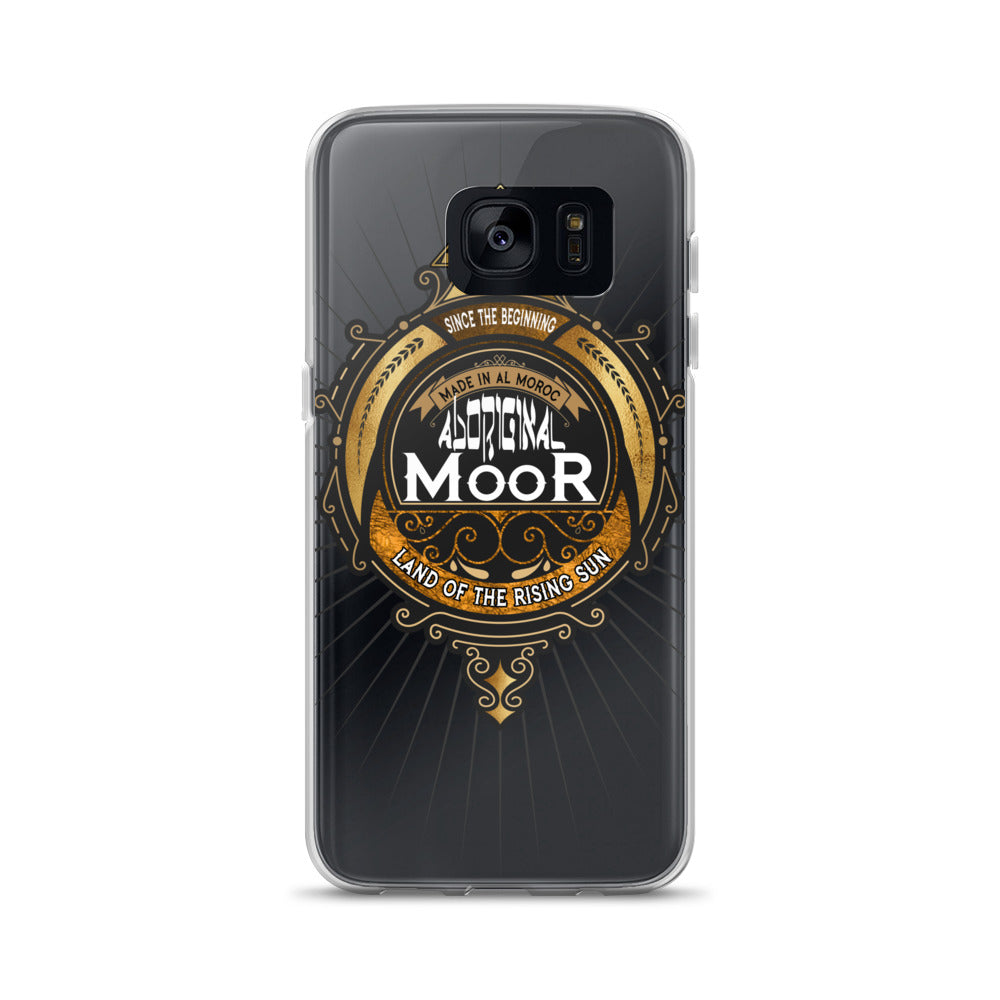 Aboriginal Moor Land of the Rising Sun Samsung Case