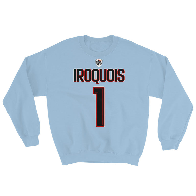 Aboriginal Moor Iroquois Tribal Sweatshirt