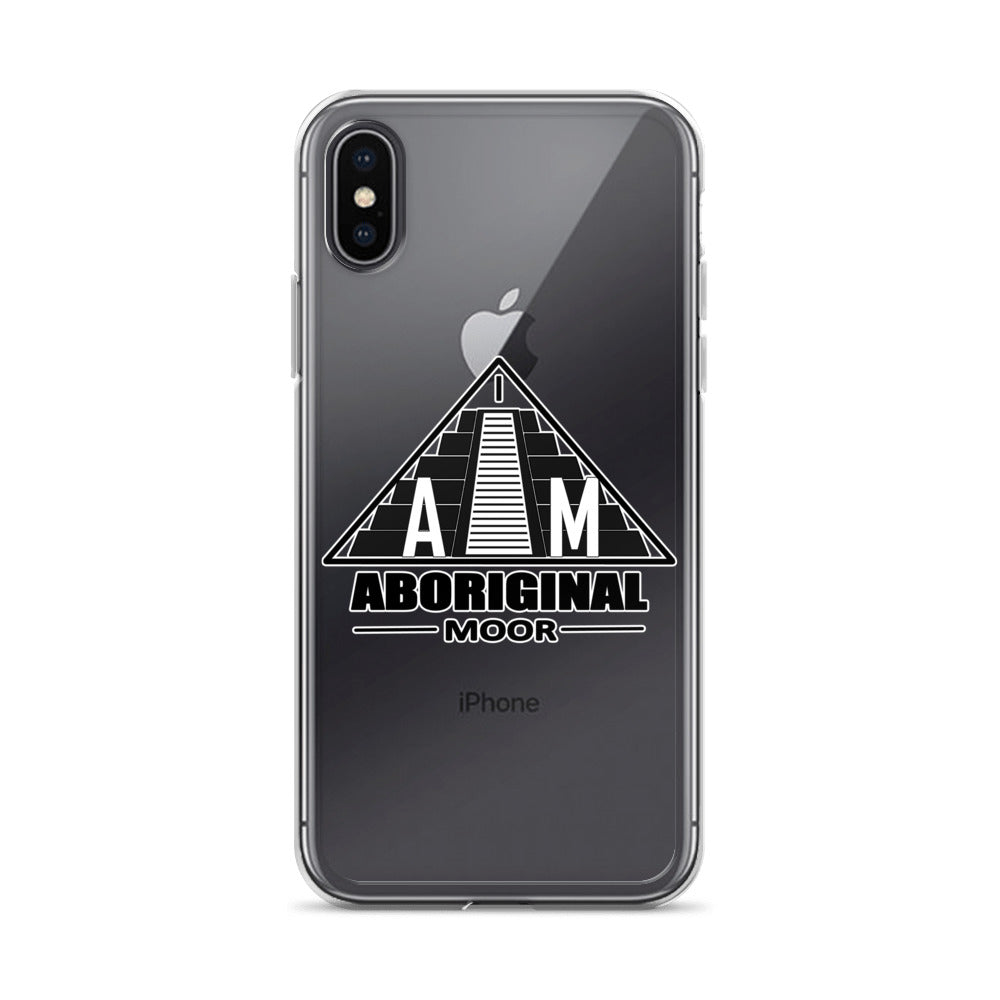 Aboriginal Moor I AM Temple iPhone Case