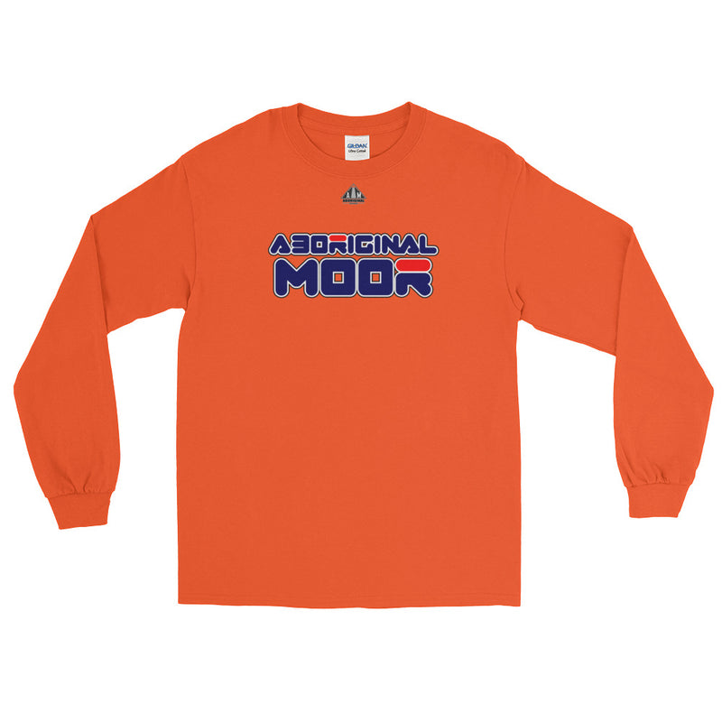 Aboriginal Moor Logo 3 Long Sleeve T-Shirt