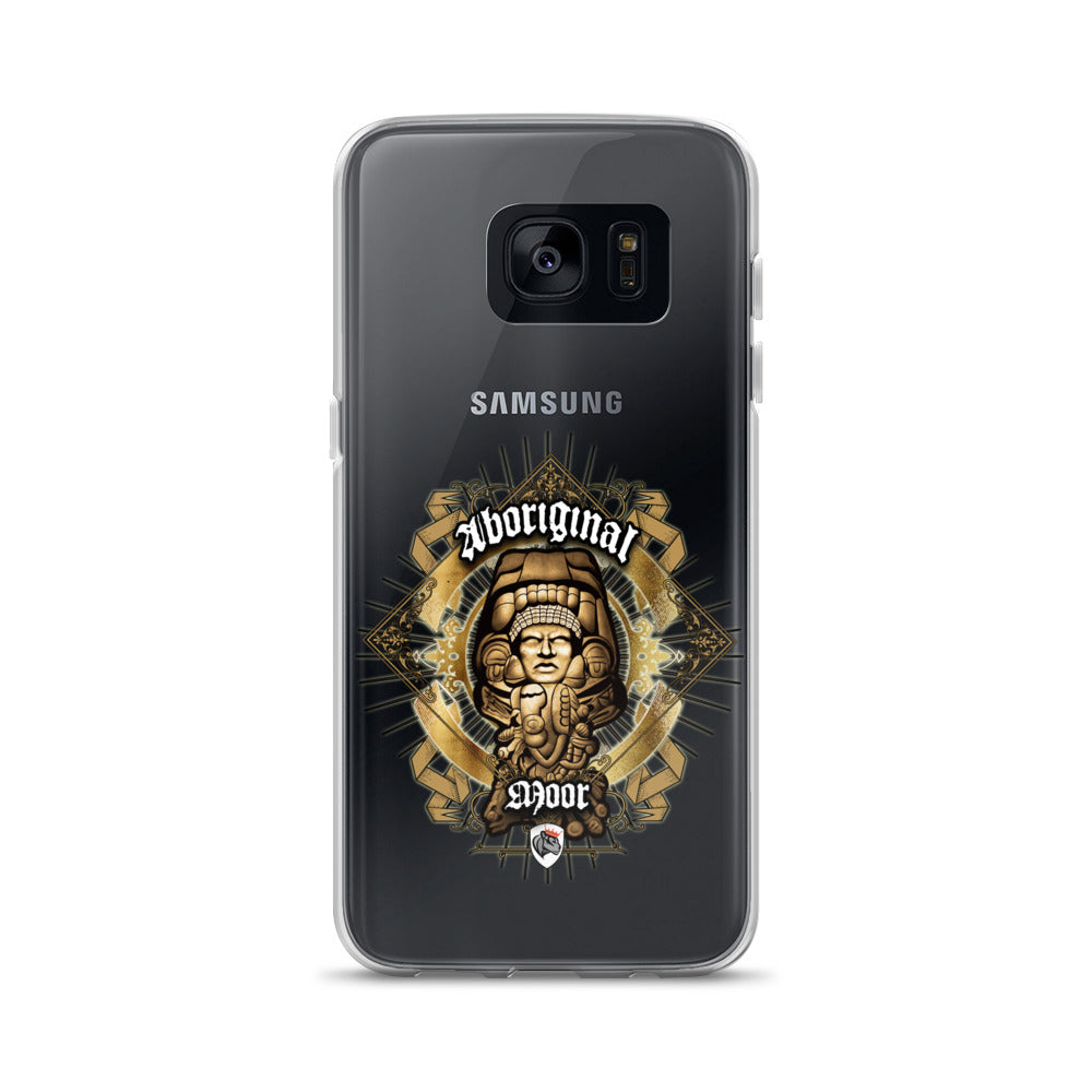 Aboriginal Moor Warrior 2 Samsung Case