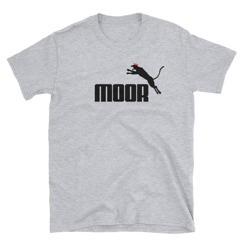 Aboriginal Moor Panther Logo (Light Tee)