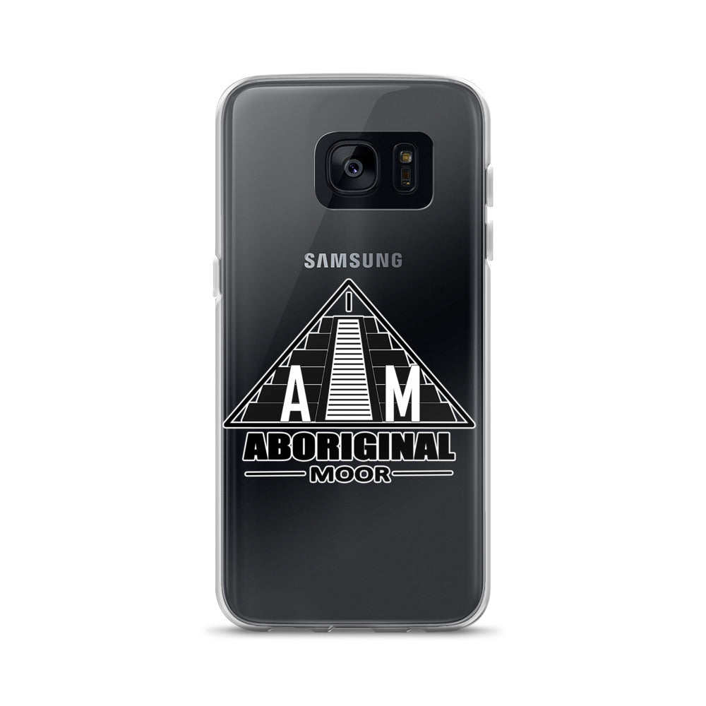 Aboriginal Moor I AM Temple Samsung Case