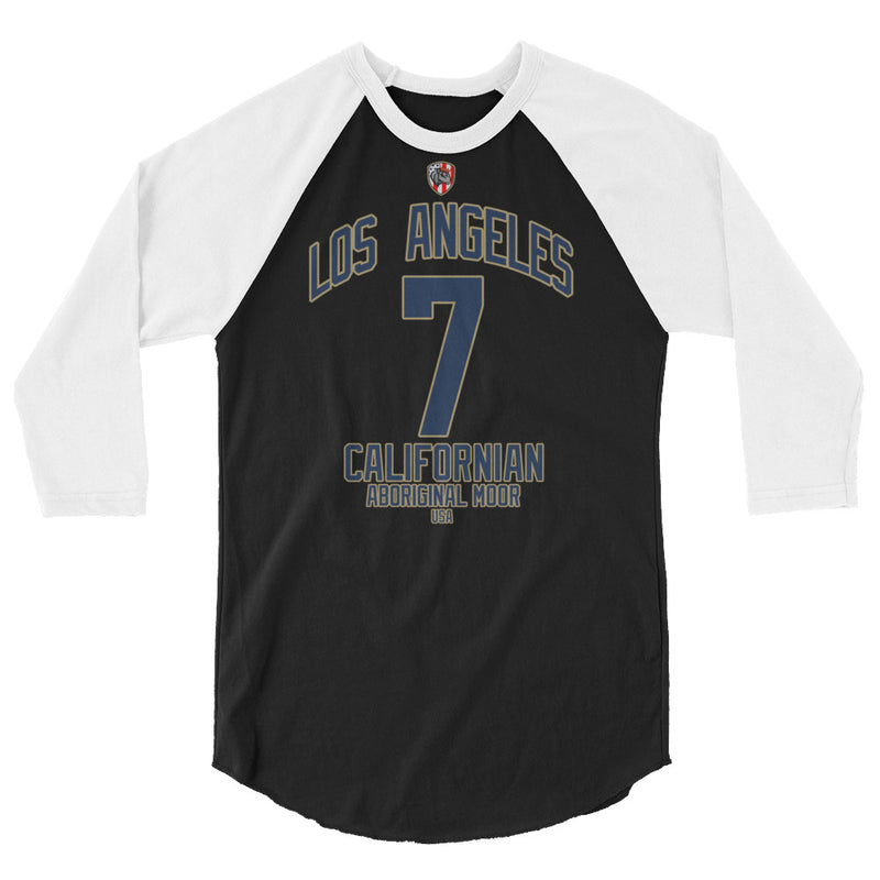 Aboriginal Moor Los Angeles Californian Jersey