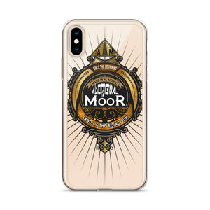 Aboriginal Moor Land of the Rising Sun iPhone Case