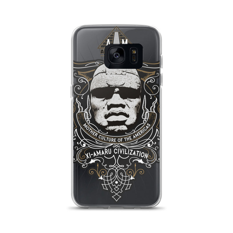 Aboriginal Moor Xi Amaru Samsung Case (All Models)