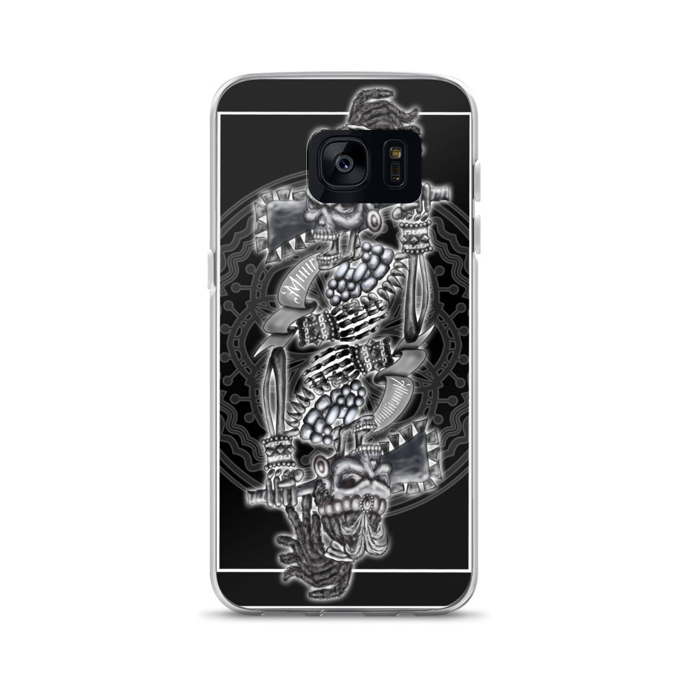 Aboriginal Moor King Samsung Case (All models)