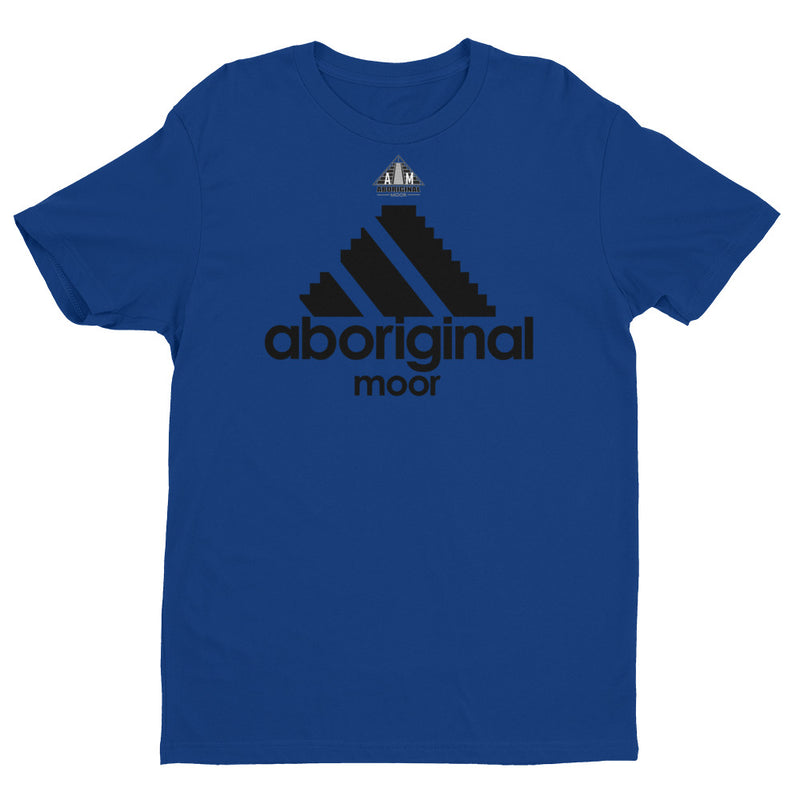 Aboriginal Moor Logo (Light Tees) Premium Fit
