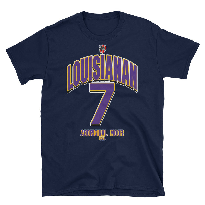 Aboriginal Moor Louisianan Jersey