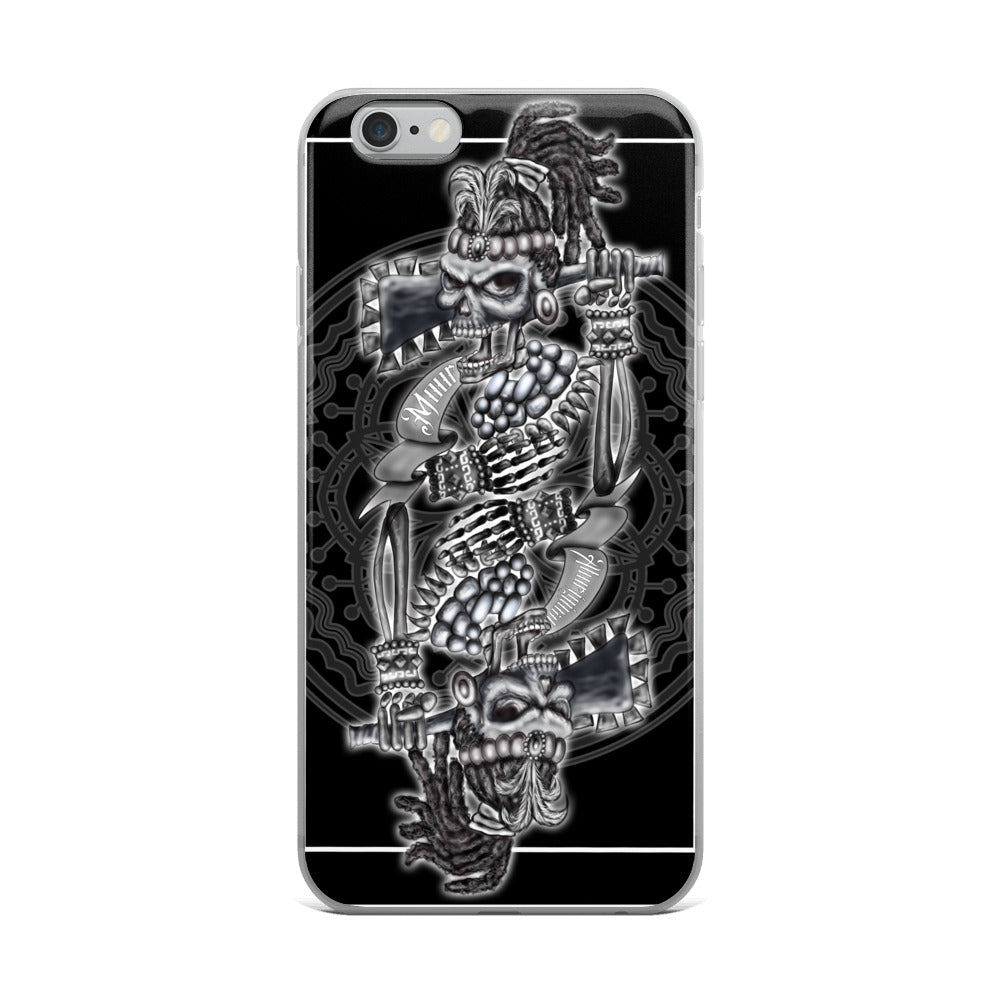 Aboriginal Moor King iPhone Case (All Models)