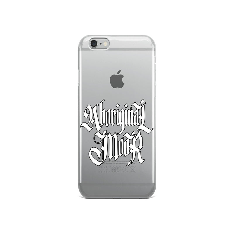 Aboriginal Moor iPhone Case