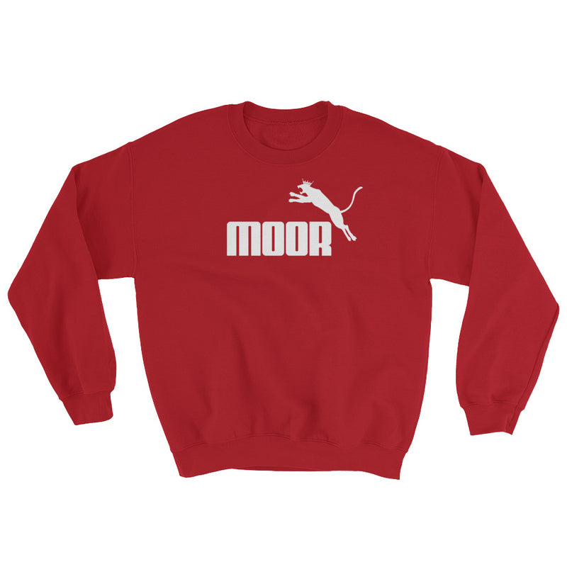 Aboriginal Moor Panther Logo (Dark) Sweatshirt
