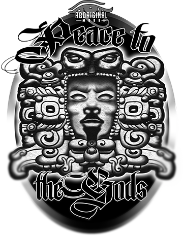 Aboriginal Moor Peace to the Gods