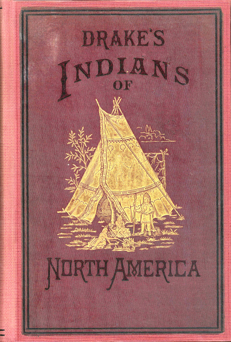 1880 The Aboriginal Races of North America