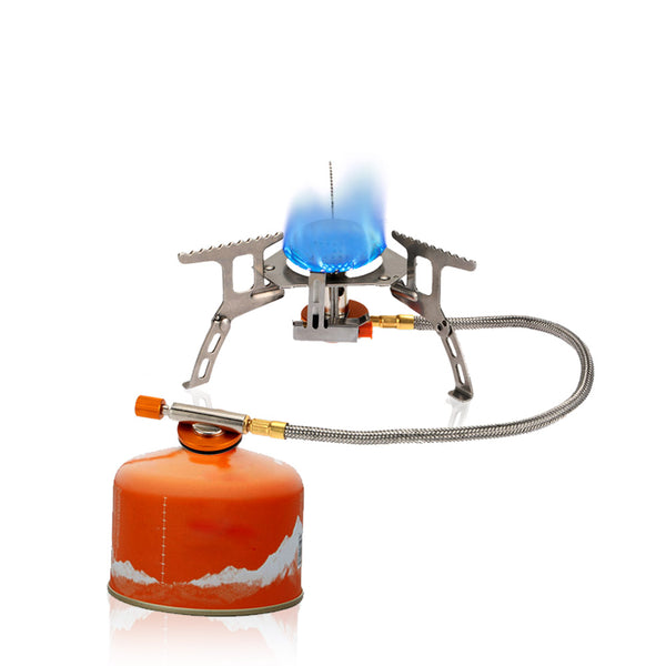 Mini Folding 3000W Backpacking Stove