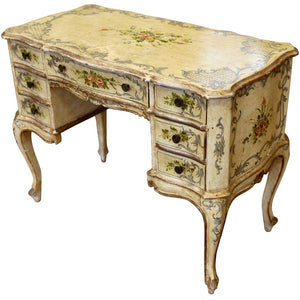 Louis XV Style Italian Writing Desk