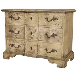 Louis XIV Arbalette Chest of Drawers