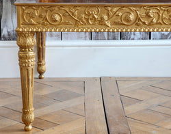Giltwood Coffee Table