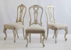 Venetian Set of 6 Dining Chairs