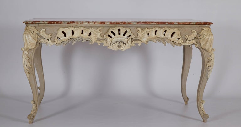 19th Century Louis XV Style Centre Table