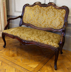 18th Century Italian Walnut Sofa