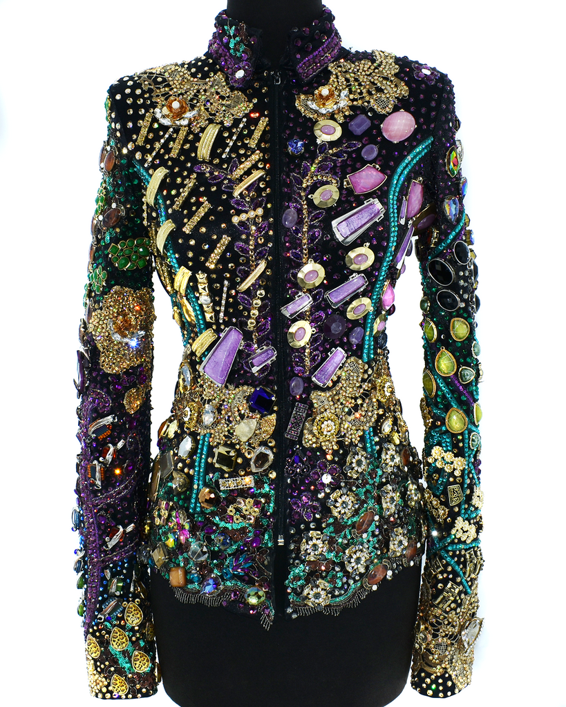 D Designs Size 2 Showmanship Jacket