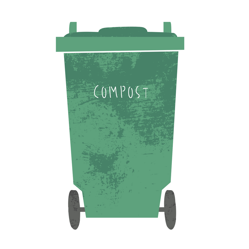 Do you use an organic waste collection service?