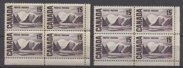 The 15c Bylot Island Stamp of the 1967-73 Centennial Issue Part One