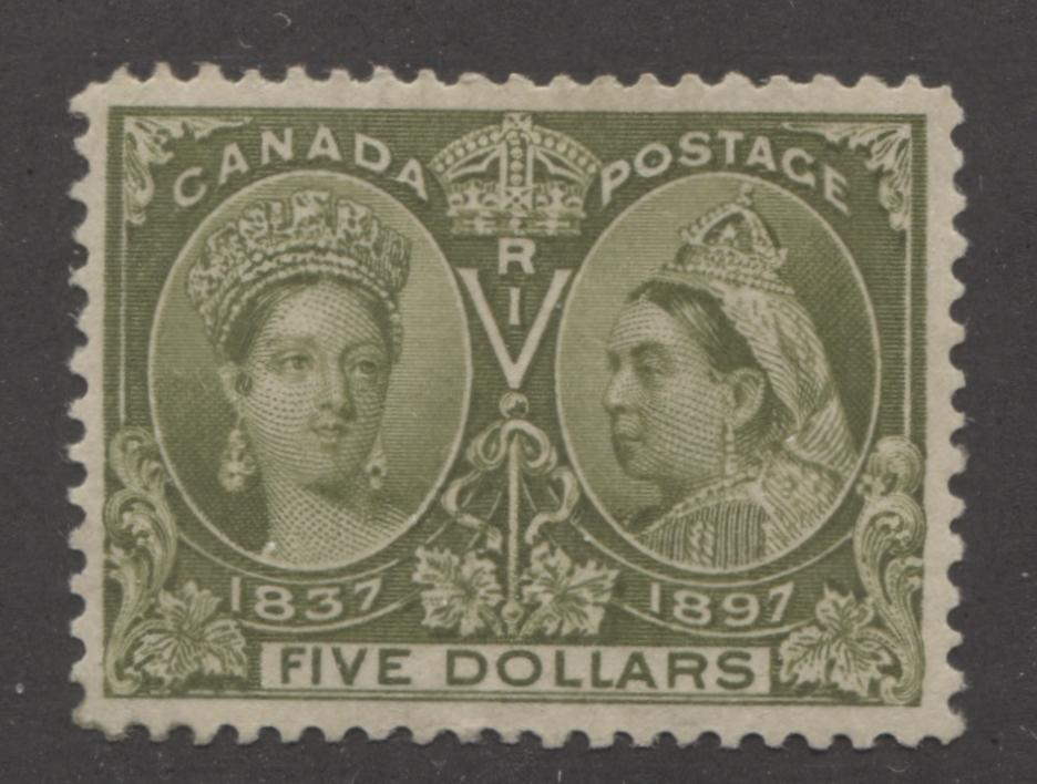 The 1897 Diamond Jubilee Issue