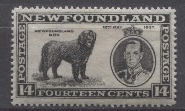 The 1937 Long Coronation Issue of Newfoundland