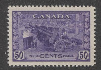 The 1942-48 War Effort Issue Part One
