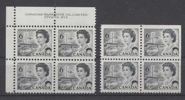 The 6c Black Transportation Stamp of the 1967-73 Centennial Issue Part Two