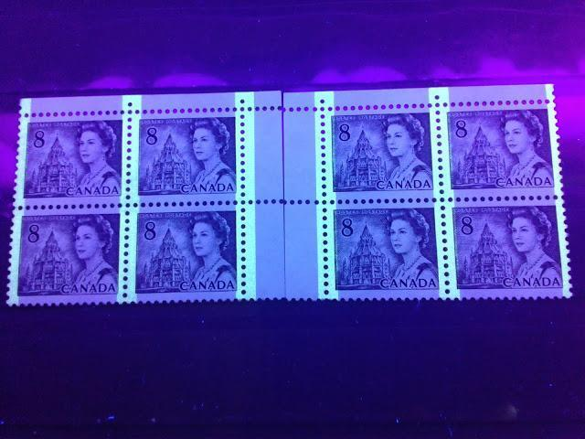 The 8c Slate Parliamentary Library Stamp of the 1967-1973 Centennial Issue Part Three