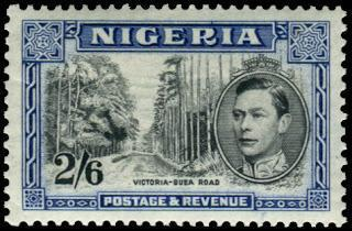 The Coronation Issue of 1937 and King George VI Definitives from 1938-1953