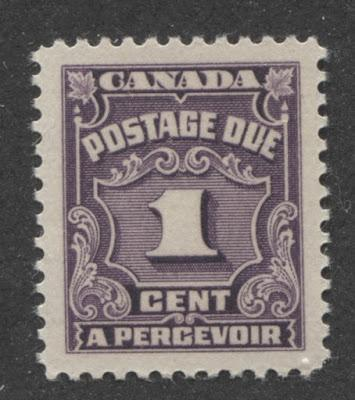 The Fourth Postage Due Issue of 1935-1967