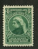 The John Cabot Issue of Newfoundland - 1897