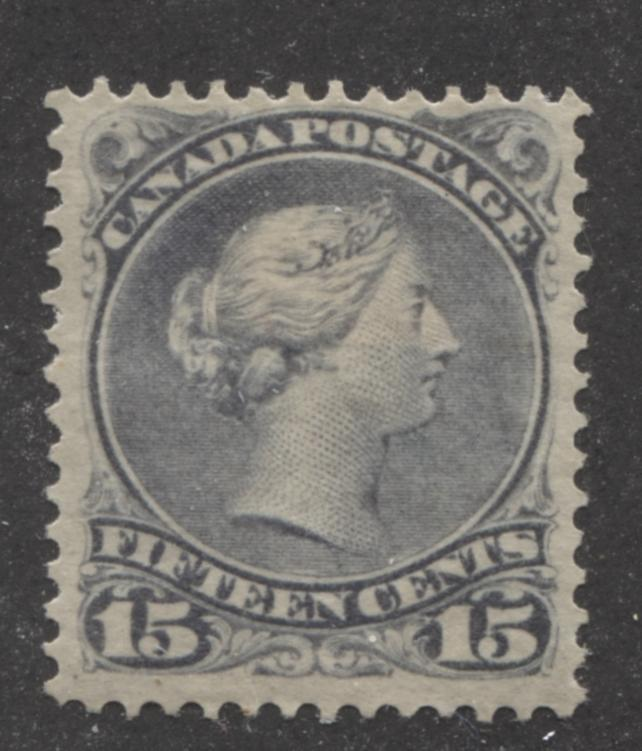 The Large Queen Issue of 1868-1876