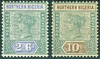 The Scarcity of Nigerian Stamps